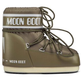 Moon Boot Classic Low 2 Boots, olijf